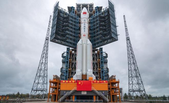 Çin'in roketi tehlike saçmak üzere