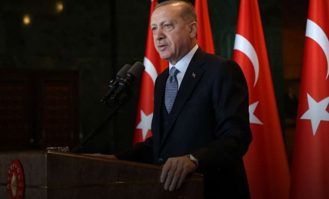 """Dünya liderlerinden Cumhurbaşkanı Erdoğan'a """"geçmiş olsun"""" telefonu"""