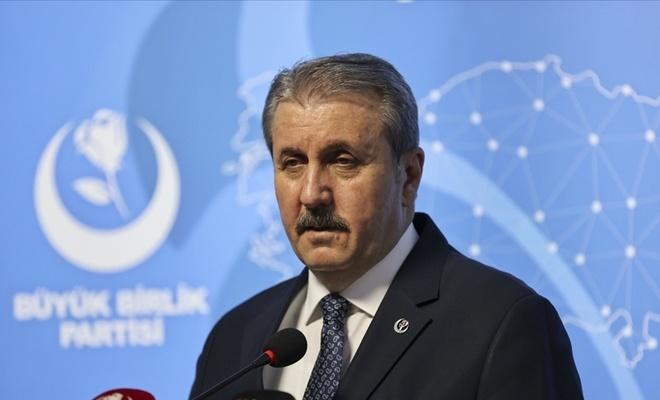 BBP Genel Başkanı Destici: Sınır dışı edin!