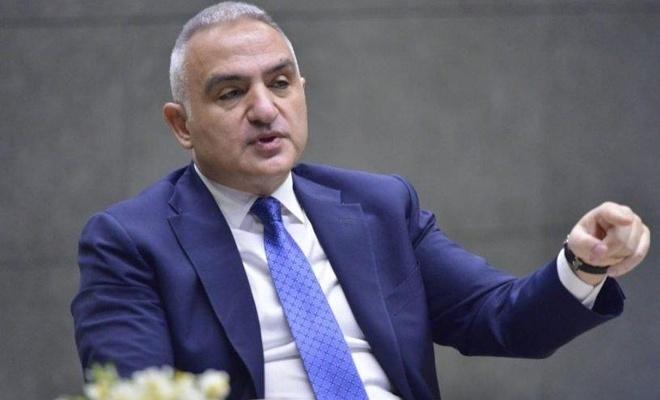 Kültür ve Turizm Bakanı Ersoy'dan Kılıçdaroğlu'na cevap!