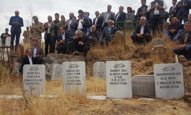 PKK'nin katlettiği 19 köylü anıldı