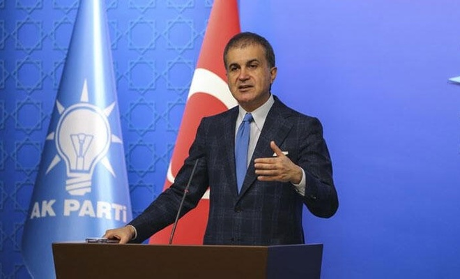 AK Parti Sözcüsü Çelik: Merkez Bankası rezervleriyle ilgili açıklama