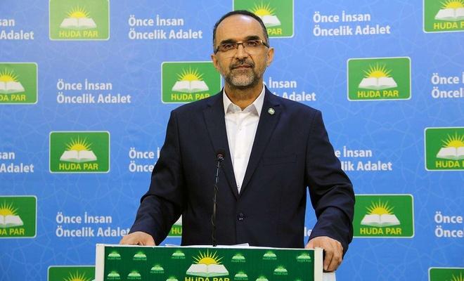 HÜDA PAR: Seçim barajı kaldırılmalı, partiler hazine yardımından yararlandırılmalı