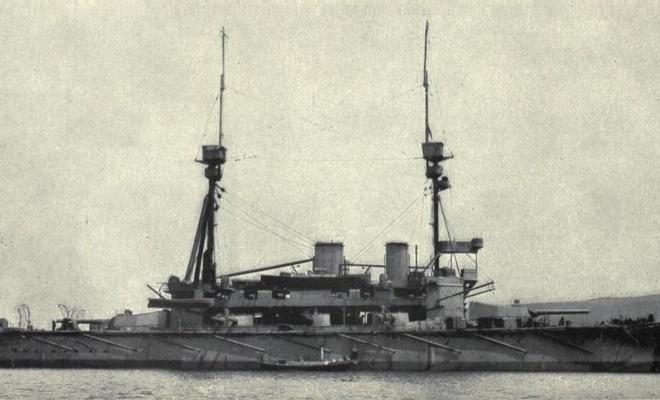 İstanbul'u işgal eden gemiye adını veren Yunan Kralı Agamemnon ismi İzmir'de iskeleye verildi