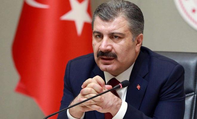 """Sağlık Bakanı Koca: """"Bugün 750 bin kişi aşılanacak"""""""