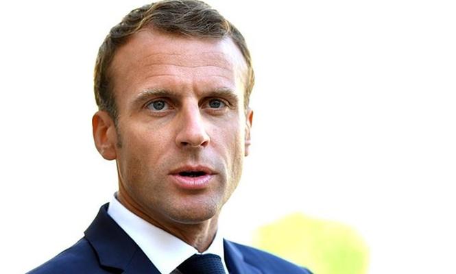 Macron: AB tehlikede