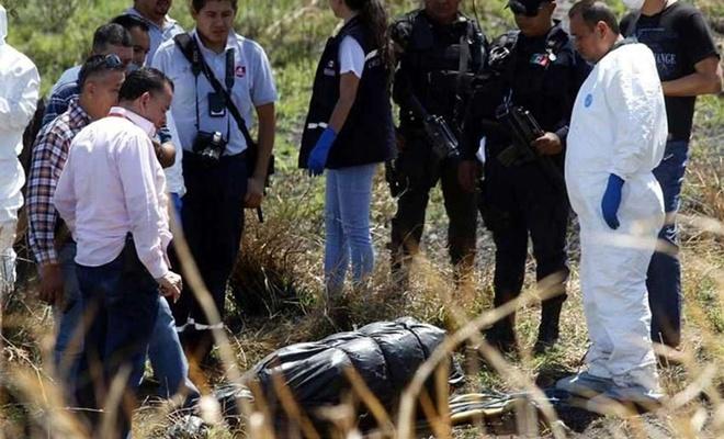 Meksika'da bir kuyuda 20 ceset bulundu