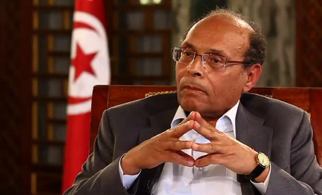 Tunus'un eski Cumhurbaşkanı da Said'ekarşı