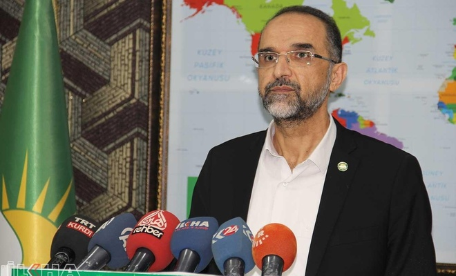Sağlam: Müslüman Kürt halkını emperyalistlerin insafına terk etmeyin!