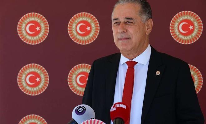 CHP'li Özcan'ın Kovid-19 testi pozitif çıktı!