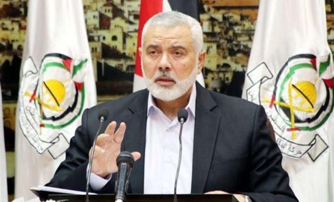 İsmail Heniyye Mısırlı yetkililerle telefon görüşmesi yaptı