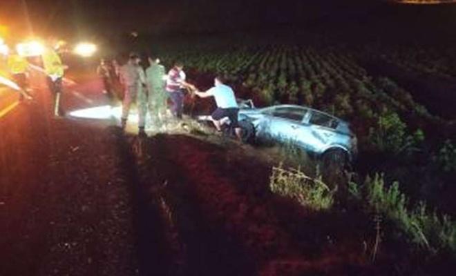 Diyarbakır'da trafik kazası: 2 ölü 1 yaralı