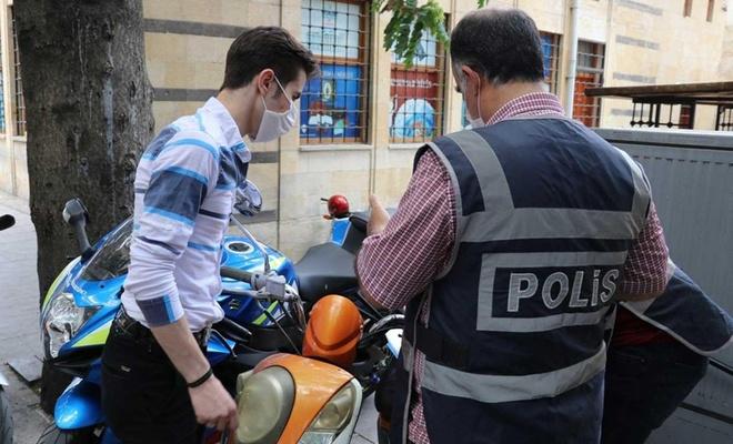 Gaziantep'te 2081 kişiye sosyal mesafe ve maske cezası verildi