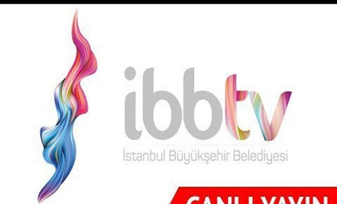 İmamoğlu, İBB TV'deki cami logosunu kaldırdı