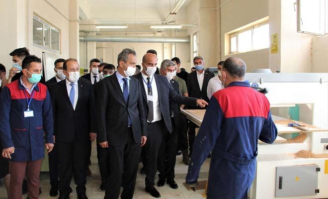 Milli Eğitim Bakanı Özer'den Şırnak'a yatırım müjdesi