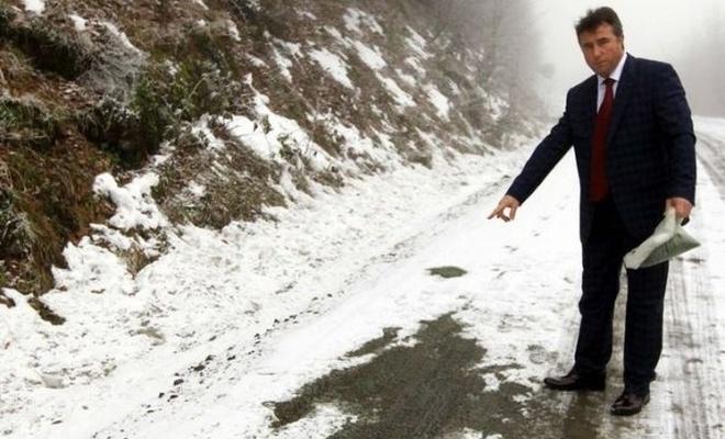 Karla mücadelede çığır açacak formül geliştirdi: Buz Yak