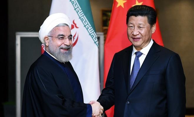 Çin'den İran'a milyar dolarlık yatırım sözü