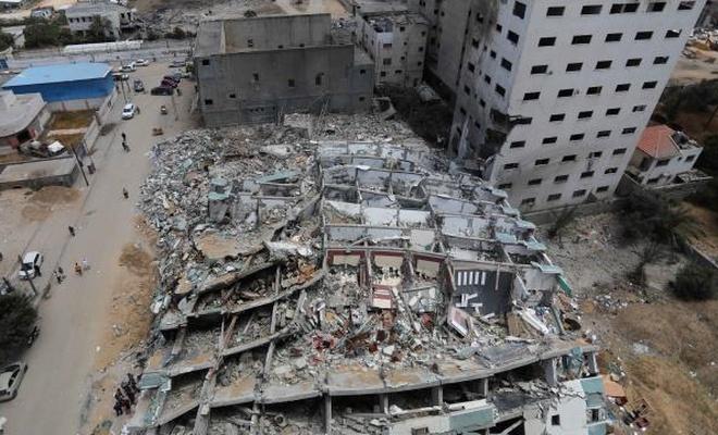 Dünya Bankası'ndan Gazze raporu