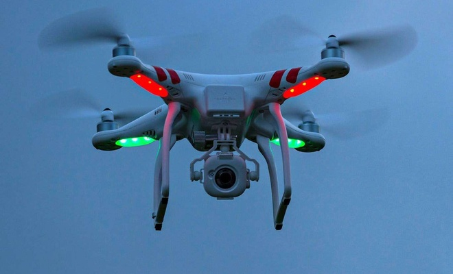 Adana'da drone destekli trafik denetimi
