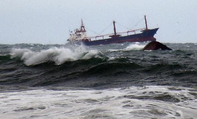 Kuru yük gemisinin batması sonucu cesedine ulaşılan kişinin gemi kaptanı olduğu belirlendi