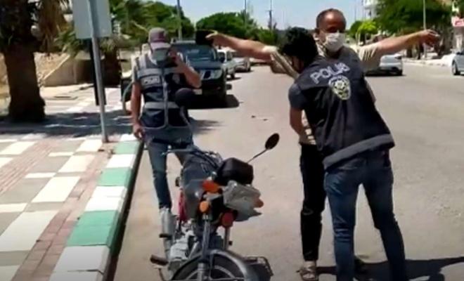 Şanlıurfa'da 154 çalıntı motosiklet ele geçirildi