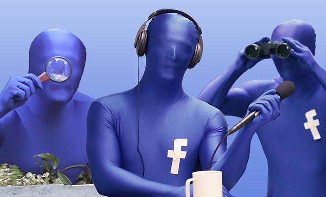Facebook hem casus hem hırsız