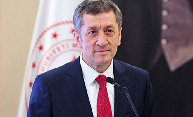"""Milli Eğitim Bakanı Selçuk: """"Önceliğimiz yüz yüze eğitim"""""""