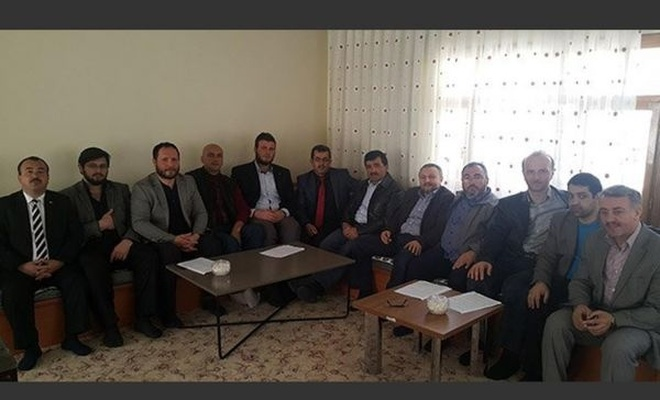Gümüşhane'deki STK'lardan 28 Şubat ve FETÖ mağduru mahkûmlara destek