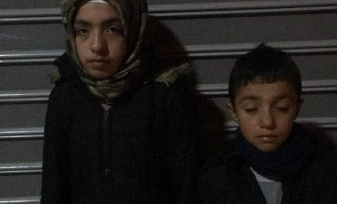 Siverek'te kaybolan iki kardeş Şanlıurfa'da bulundu