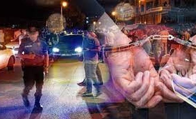 40 olay, 99 gözaltı vardı. Sonuç 4 tutuklama!