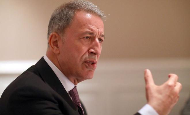 Milli Savunma Bakanı Akar: Herhangi bir şekilde F-35 alınamazsa...