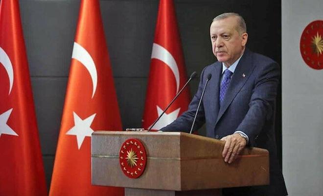Cumhurbaşkanı Erdoğan: Filistinli kardeşlerimizin yanında olmaya devam edeceğiz