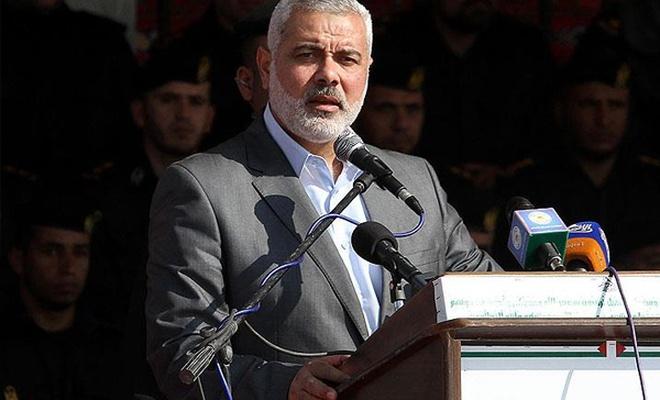 Hamas lideri Heniyye Türkiye'ye geliyor