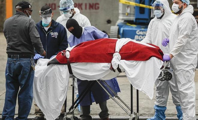 ABD'de salgının 1. yılı: 510 binden fazla can kaybı