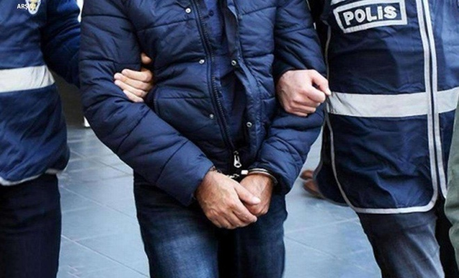Şanlıurfa'da PKK operasyonunda 9 şüpheli yakalandı