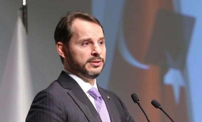 """Bakan Albayrak: """"İnşaat sektöründen güzel haberler gelmeye devam ediyor"""""""