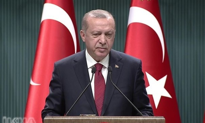 We decided to hold the elections on June 24, says President Erdoğan