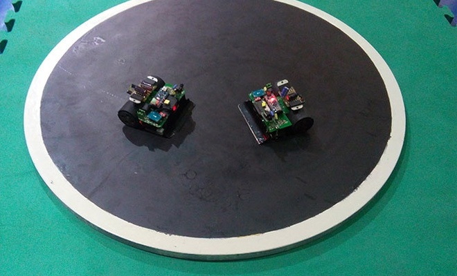 Vücudumuzun içine girip hastalıklarla savaşacak mini robotlar üretildi
