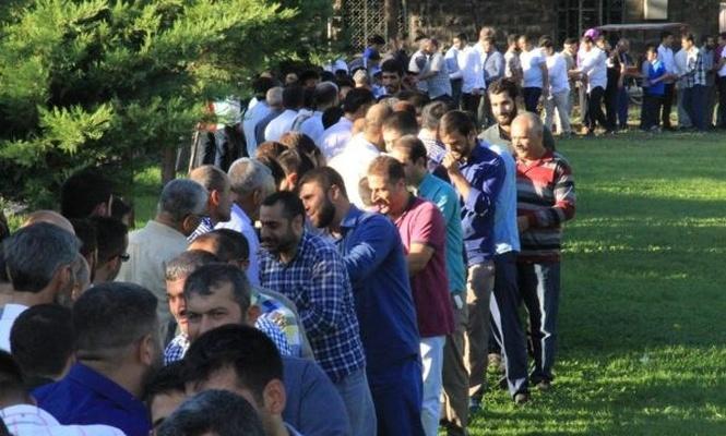 Peygamber Sevdalıları Diyarbakır`da bayramlaştı