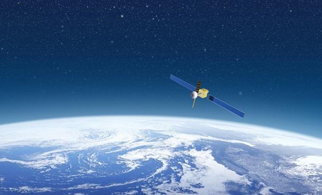 Çin 2019`un ilk uydusunu fırlattı