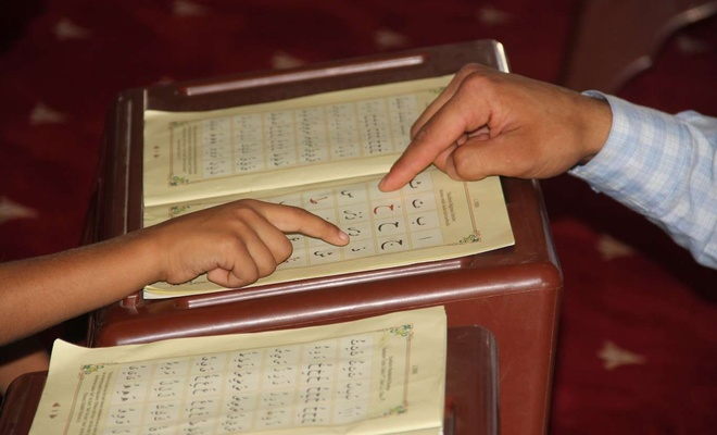 Yaz Kur'an kursları başladı