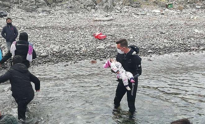 Sahil Güvenlik Komutanlığı: 220 düzensiz göçmen kurtarıldı