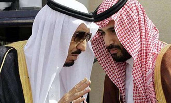 Suudi rejiminde yolsuzluk soruşturması