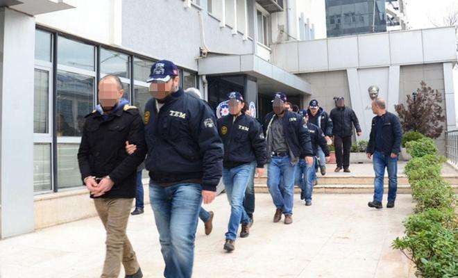 Asayiş denetimleri aranan 128 şüpheli yakalandı