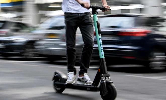 'Elektrikli skuter'da yeni dönem