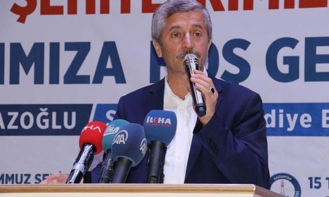 15 Temmuz şehitleri Gaziantep`te anıldı