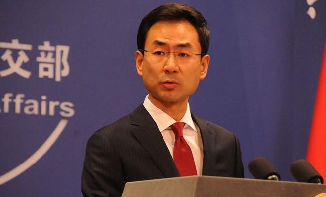 Çin'den ABD'ye 'bizimle iyi geçinin' çağrısı