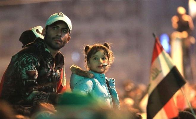 Irak'ta göstericiler Sudani'yi reddediyor