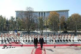 Erdoğan Moldova`da