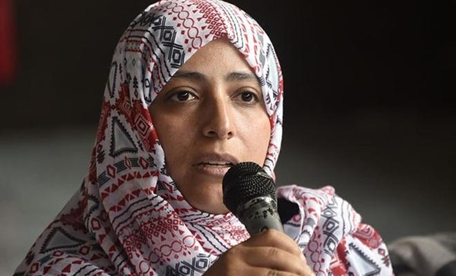 Nobel ödüllü aktivist Karman: Yemen'deki felaketlerin sorumlusu S. Arabistan